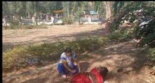 ಮೈಸೂರು: ಪಾರ್ಕ್ನಲ್ಲಿಯೇ ಮಗುವಿಗೆ ಜನ್ಮ ನೀಡಿದ ಮಹಿಳೆ