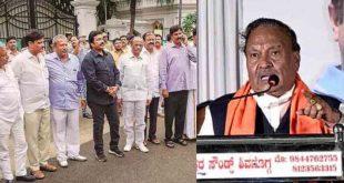 'ರಾಜ್ಯದಲ್ಲಿ 17 ಕಾಂಗ್ರೆಸ್, ಜೆಡಿಎಸ್ ಶಾಸಕರು ರಾಜೀನಾಮೆ ಕೊಟ್ಟರು; ತಮ್ಮನ್ನು ಗೆಲ್ಲಿಸಿದ ಪಕ್ಷಕ್ಕೆ ದ್ರೋಹ ಬಗೆದರು'