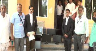 ರಸ್ತೆ ಅಪಘಾತದ ಪರಿಹಾರ ನೀಡುವಲ್ಲಿ ವಿಳಂಬ- KSRTC ಕಚೇರಿ ವಸ್ತುಗಳು ಜಪ್ತಿ
