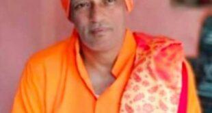 ವಿರಕ್ತಮಠದ ಪೀಠಾಧಿಕಾರಿಗಳಾಗಿದ್ದ ಸಿದ್ದಲಿಂಗ ಸ್ವಾಮೀಜಿ ಲಿಂಗೈಕ್ಯ