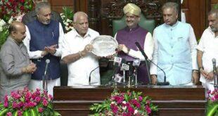 ಮಾಜಿ ಸಿಎಂ ಬಿ.ಎಸ್. ಯಡಿಯೂರಪ್ಪಗೆ 'ಅತ್ಯುತ್ತಮ ಶಾಸಕ' ಪ್ರಶಸ್ತಿ