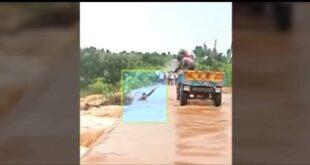 ಚಿಕ್ಕಬಳ್ಳಾಪುರ: ನೀರಲ್ಲಿ ಕೊಚ್ಚಿ ಹೋಗುತ್ತಿದ್ದ ಯುವಕನ ರಕ್ಷಣೆ